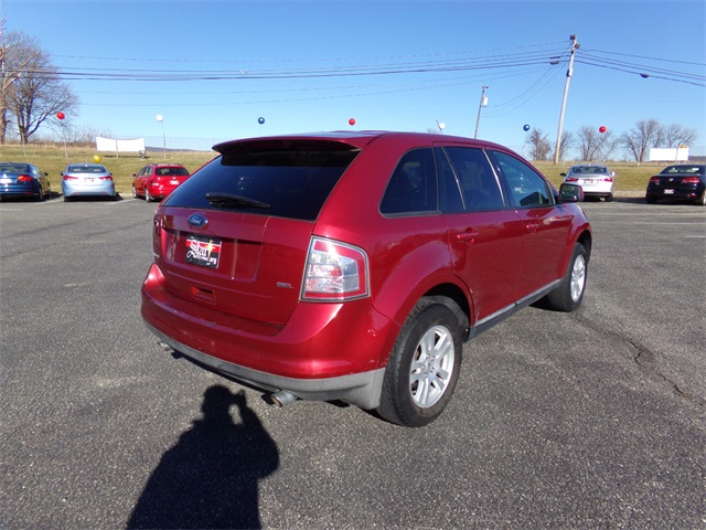 Pre-Owned 2008 Ford Edge SEL