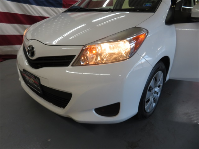 Pre-Owned 2013 Toyota Yaris L